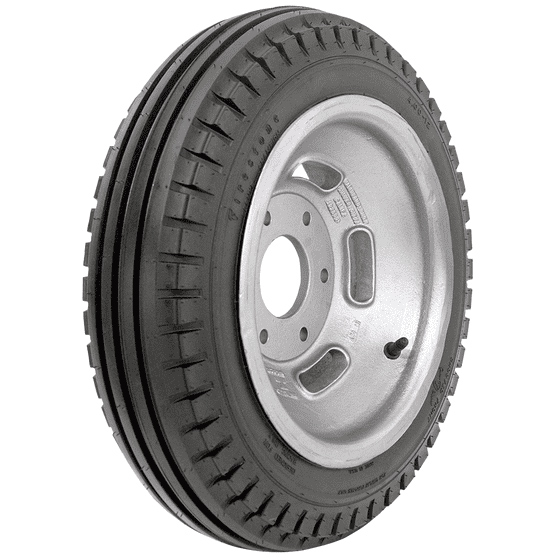 Firestone Dirt Track   Ribbed Front   400-12
