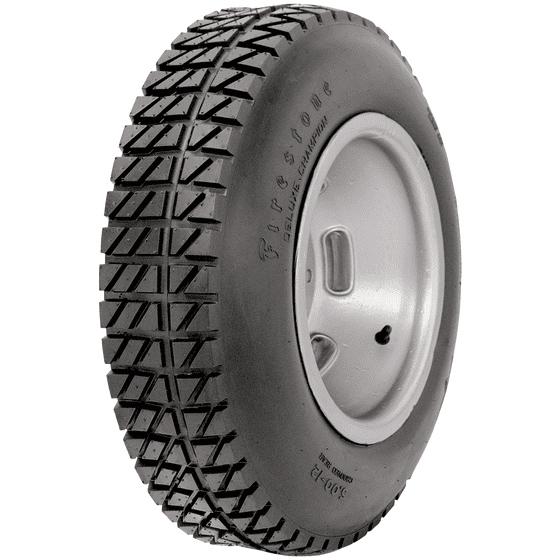 Firestone Dirt Track | Grooved Rear | 500-12